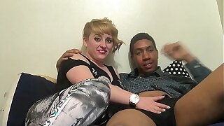 Lexxxi Xtc makes her porn debut with a mouthful of BBC and cum HD