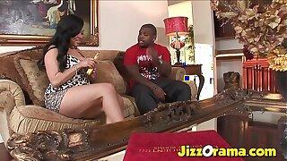 Jizzorama - Big Tits Big Ass Latina Hungry be expeditious for BBC