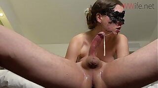 Deepthroat - Great White Father wife punished