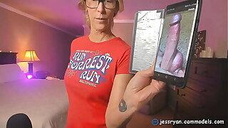 PAWG Milf Jess Ryan Gives An Honest Dig up Rating 4 Hot Stud jessryan.manyvids.com