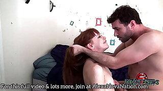James Deen & Alexa Nova anal sextape